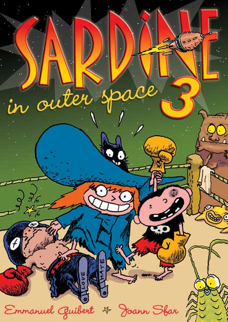 Sardine in Outer Space 3 By Guibert, Emmanuel